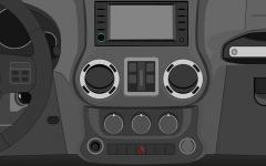 Vector – Cockpit illustration